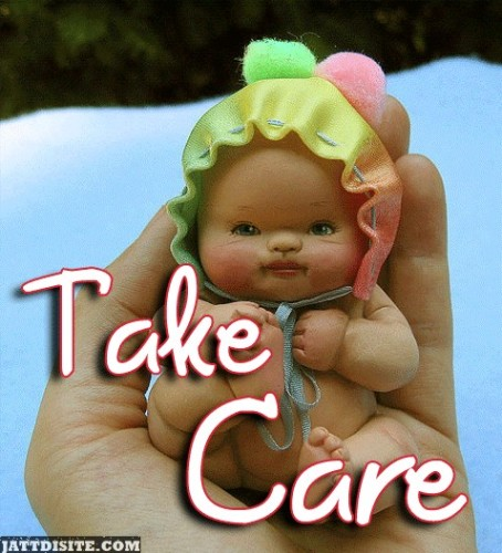 Sweet Take Care Graphic